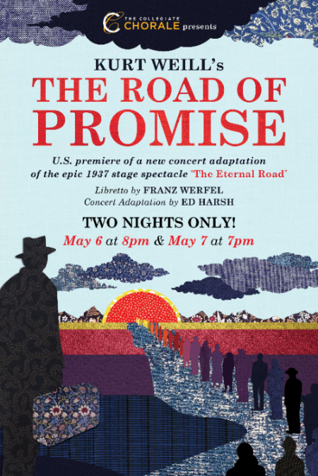 Collegiate Chorale Presents The Road of Promise